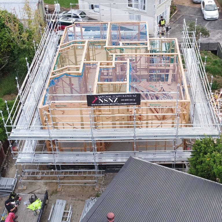 SCAFFOLDING HIRE IN AUCKLAND