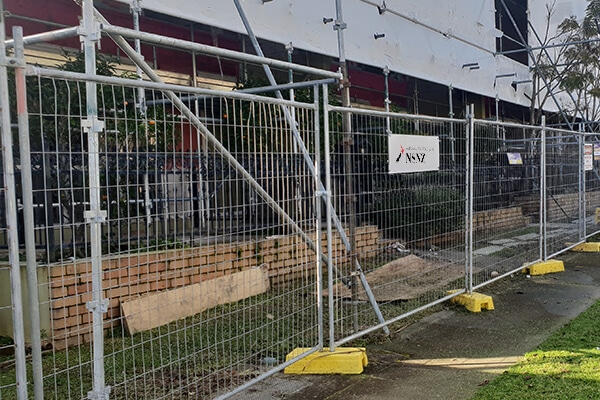 Temporary Fencing Hire Auckland
