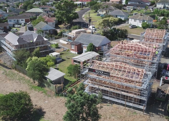 Scaffolding hire service in auckland